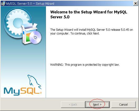 MySQL_SetUp01